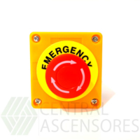 Stop Emergencia Con Caja