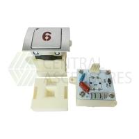 Botón LG PCB